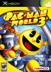 Pacman World 3 for Xbox