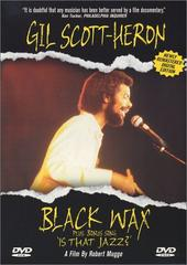 Black Wax - Gil Scott-heron on DVD