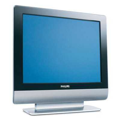 "Philips 20"" 20PF5120 Silver LCD TV image"