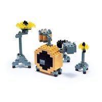 nanoblock: Instruments Drum Set