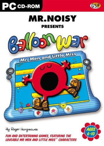 Mr. Noisy Presents Balloon War for PC Games