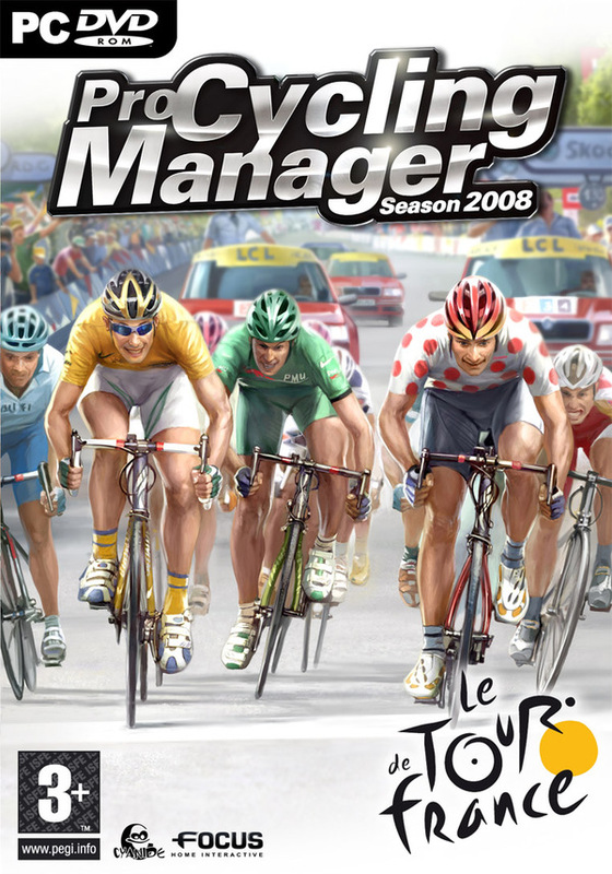 Pro Cycling Manager 2008 for PC Games