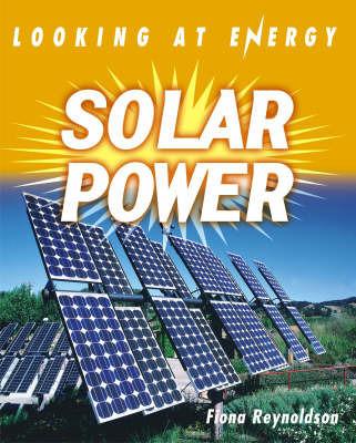 Solar Power by Fiona Reynoldson