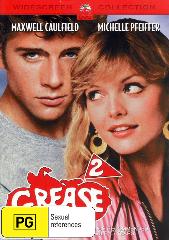 Grease 2 on DVD
