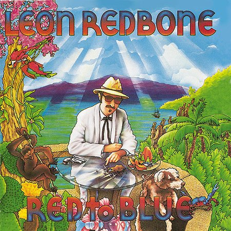 Red To Blue by Leon Redbone image