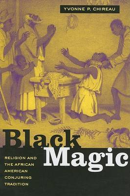 Black Magic by Yvonne P. Chireau image
