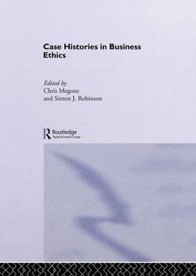 Case Histories in Business Ethics image