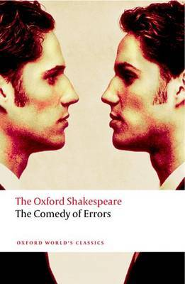The Comedy of Errors: The Oxford Shakespeare by William Shakespeare image