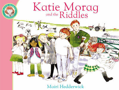 Katie Morag And The Riddles by Mairi Hedderwick