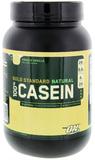 Optimum Nutrition Gold Standard Natural 100% Casein - French Vanilla (909g)