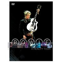 David Bowie - A Reality Tour on DVD image