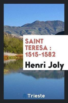 Saint Teresa by Henri Joly image