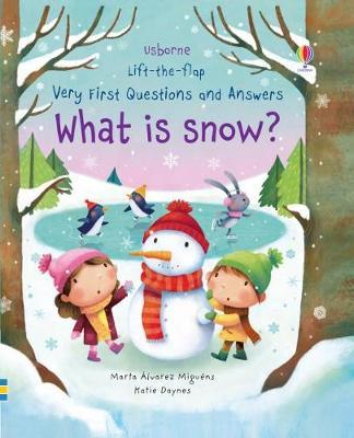 What is Snow? by Katie Daynes image