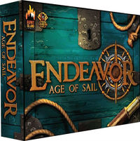 Endeavor: Age of Sail - Second Edition