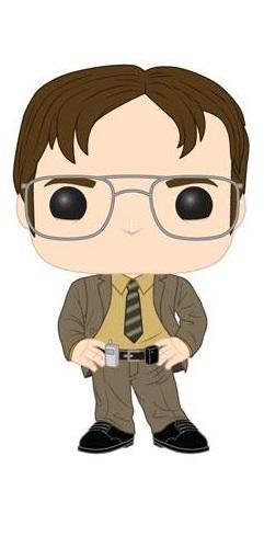 The Office - Dwight Schrute Pop! Vinyl Figure image