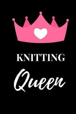 Knitting Queen by R West Publishing
