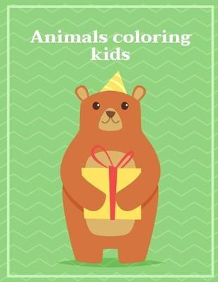 Animals Coloring Kids by Harry Blackice