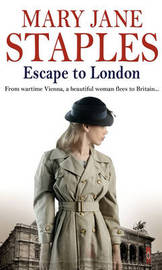Escape to London by Mary Jane Staples image