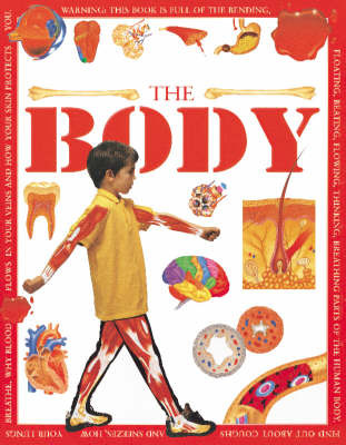 Giant Book of the Body by Anna Sandeman image