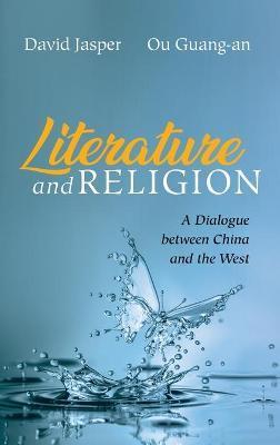 Literature and Religion by David Jasper