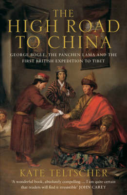 The High Road to China by Kate Teltscher image