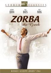 Zorba The Greek on DVD