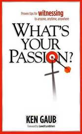 What's Your Passion? by K Guab image