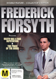 Frederick Forsyth Presents: Death Has A Bad Reputation & The Price Of The Bride on DVD