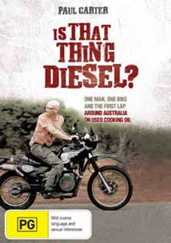 Is That Thing Diesel? on DVD