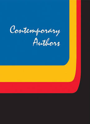 Contemporary Authors, Volume 289