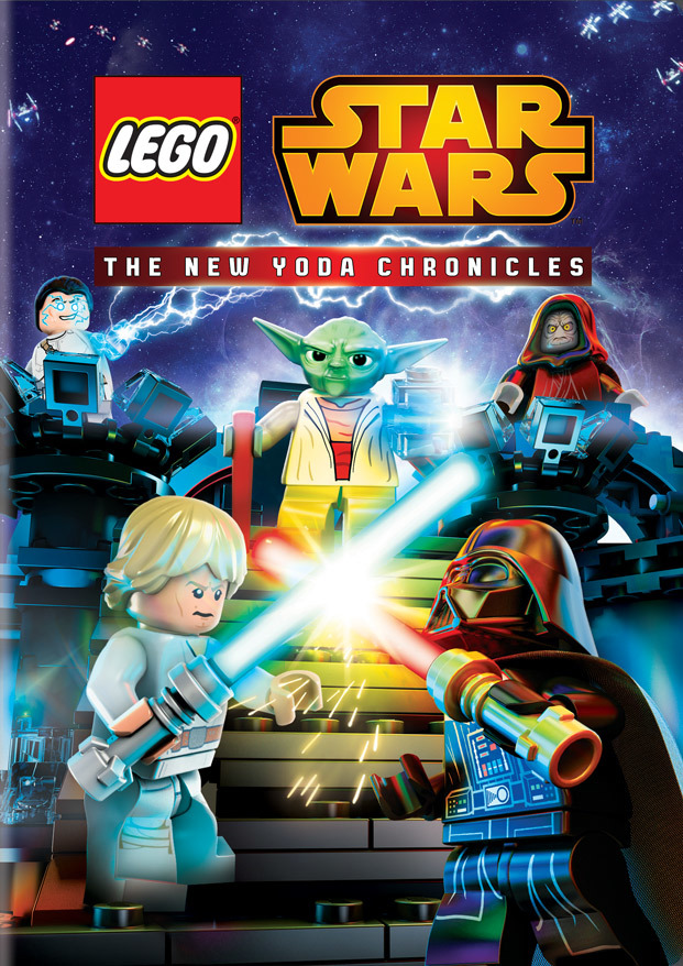 Lego Star Wars - The New Yoda Chronicles on DVD image