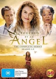 Touched By An Angel The Complete Series on DVD