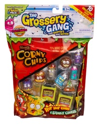 Grossery Gang - Chips Large Pack