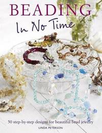 Beading in No Time by Linda Peterson image