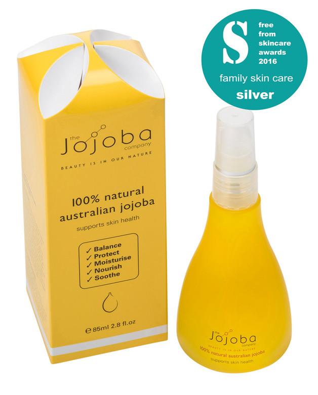 100% Natural Australian Jojoba (85ml)