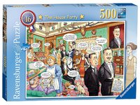 Ravensburger: Best of British No.16 - The House Party 500pc Puzzle