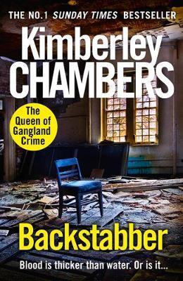 Backstabber by Kimberley Chambers image