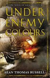 Under Enemy Colours by Sean Thomas Russell image