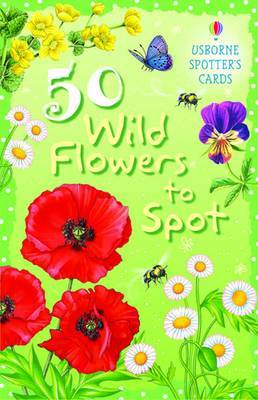 50 Flowers to Spot image