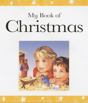My Book of Christmas by Carolyn Cox image