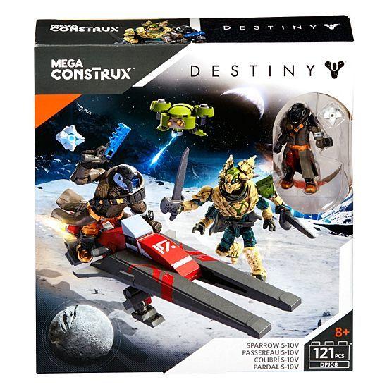 Mega Construx: Destiny - Sparrow S-10V