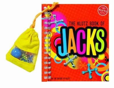 The Klutz Book of Jacks (Book + Jacks) by Klutz Press