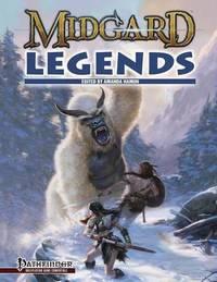 Midgard Legends by Wolfgang Baur