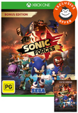 Sonic Forces Bonus Edition for Xbox One