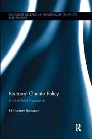 National Climate Policy by Elin Lerum Boasson