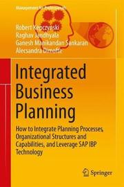 Integrated Business Planning by Robert Kepczynski