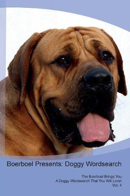Boerboel Presents | Doggy Puzzles Book | In-Stock - Buy Now