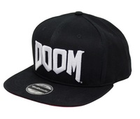 Doom Logo - Snapback Cap