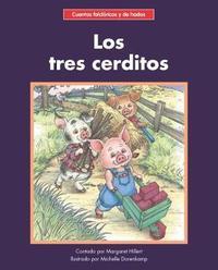 Los Tres Cerditos by Margaret Hillert image