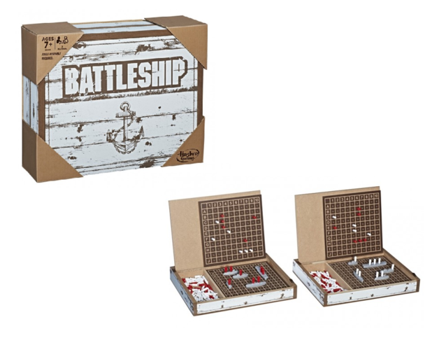 Battleship - Rustic Series Edition